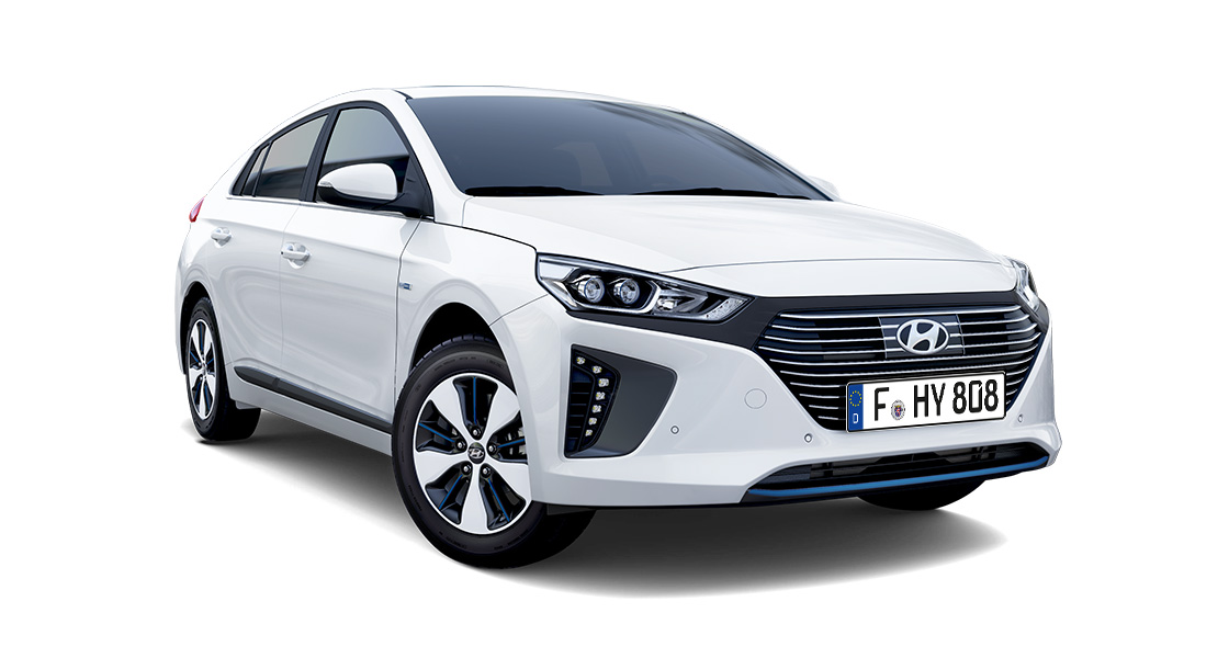 hyundai ioniq plug in voiture hybride rechargeable. Black Bedroom Furniture Sets. Home Design Ideas