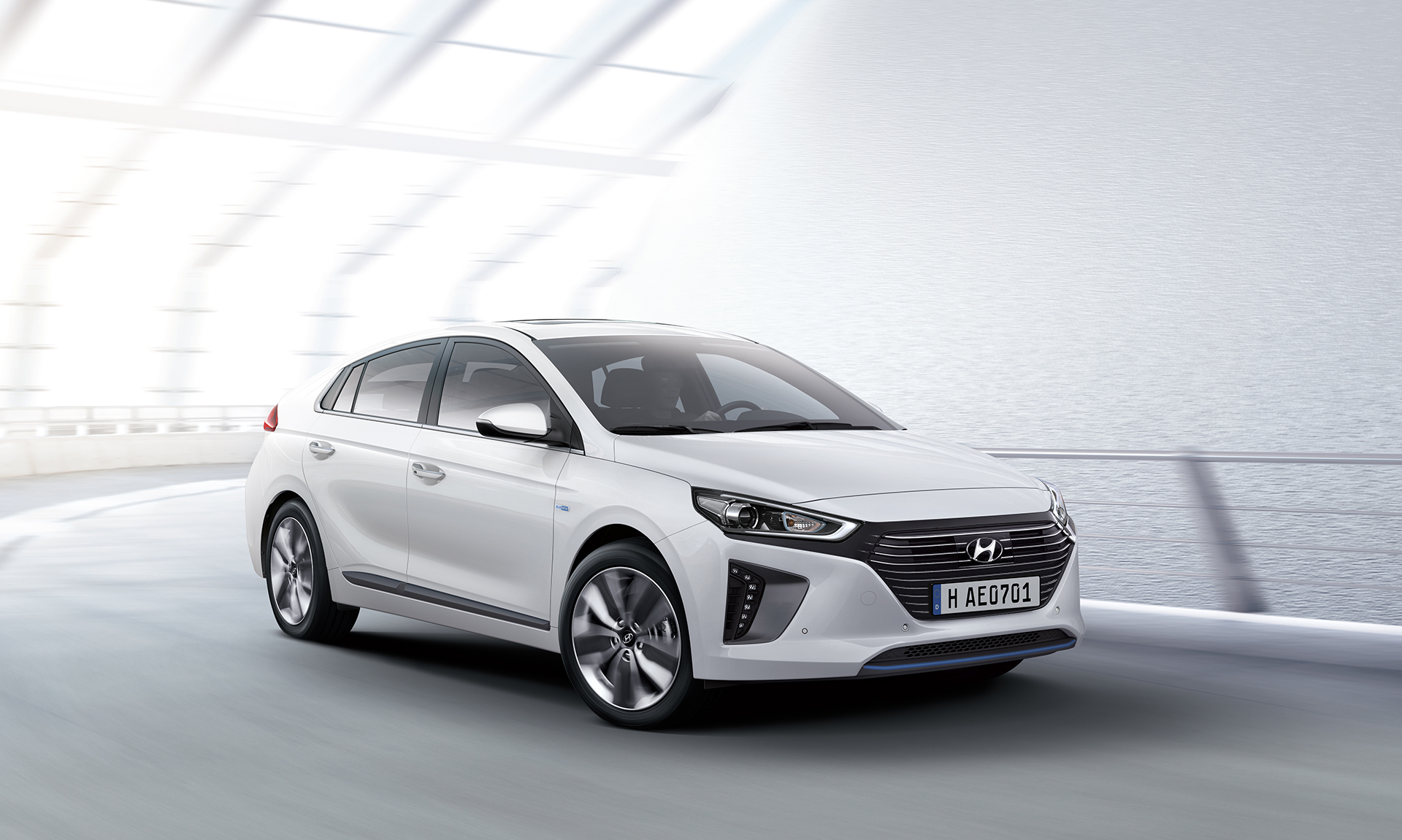 hyundai ioniq hybrid voiture hybride compacte. Black Bedroom Furniture Sets. Home Design Ideas