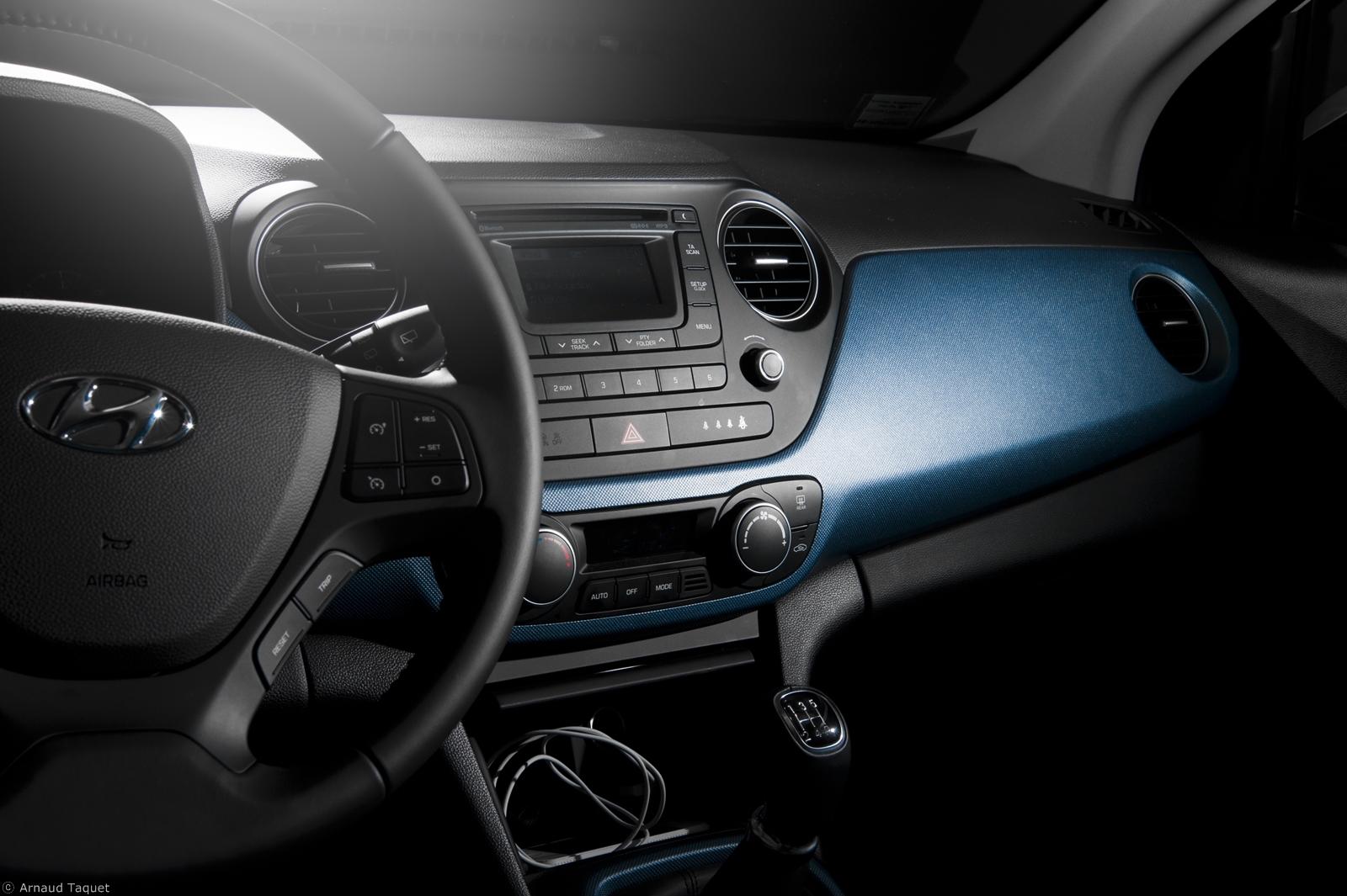 Hyundai i10 : Petite Citadine 5 Portes