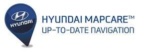 Programme de mise à jour GPS Hyundai Mapcare